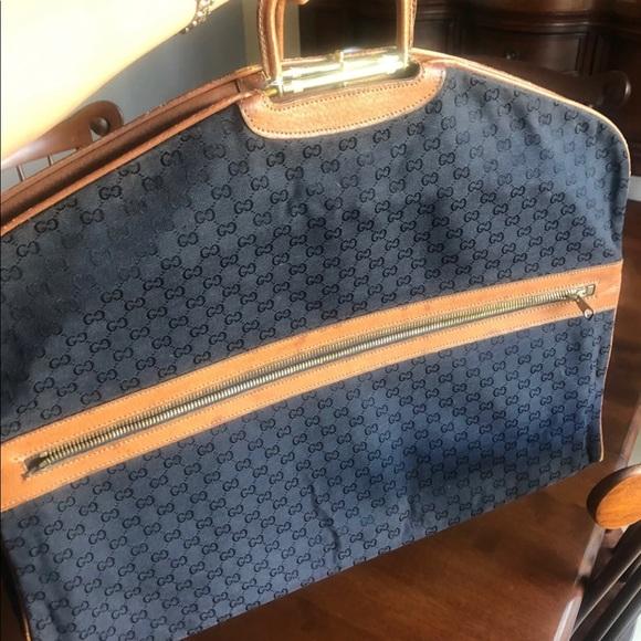86d17a1d6 Gucci Bags   Vintage Garment Bag   Poshmark